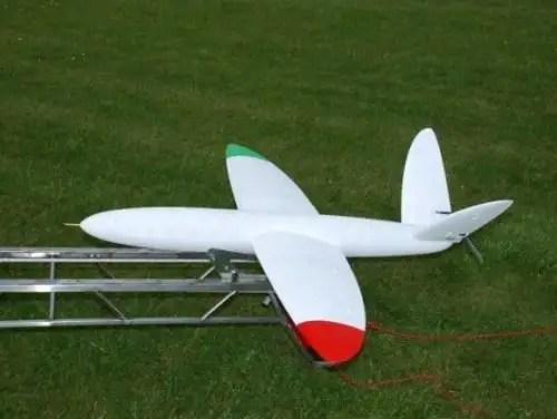 sulsa - El primer avión que se imprime