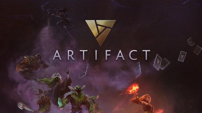 artifact logo valve артифакт