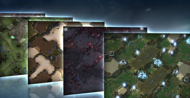 Обзор карт первого сезона в StarCraft II