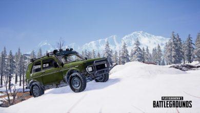Новый транспорт: Зима
