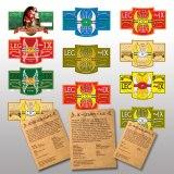 Legion Ale Labels