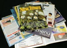 Newsprint - Advertisements