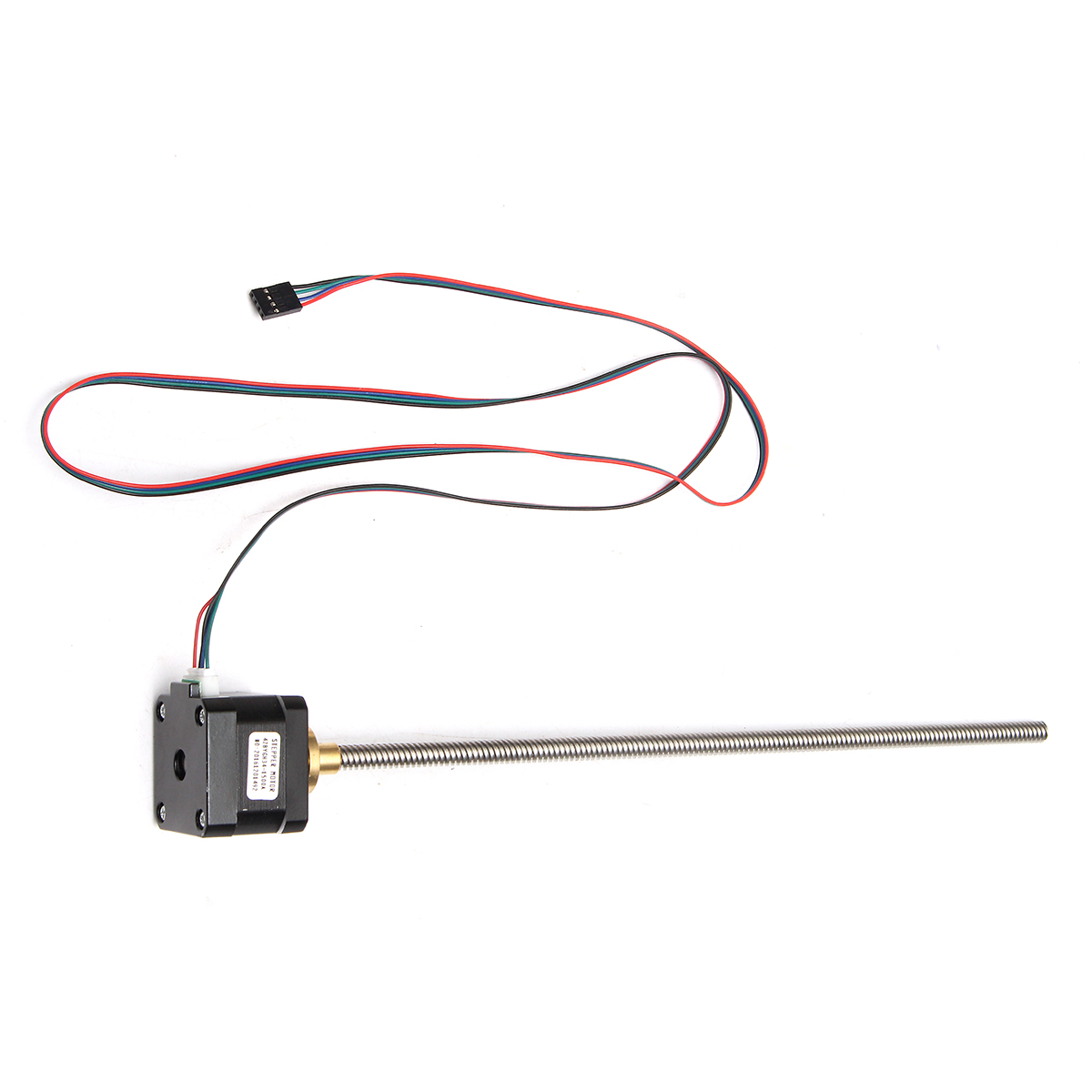 42 Stepper Motor Stroke 285mm Hold Torque 28n With