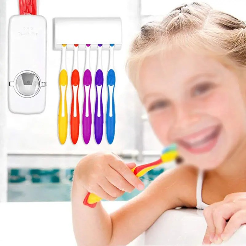 Toothpaste Dispenser e7047e28 9d93 4bf6 9e7d edd0704f6de3.jpg   Online In Pakistan