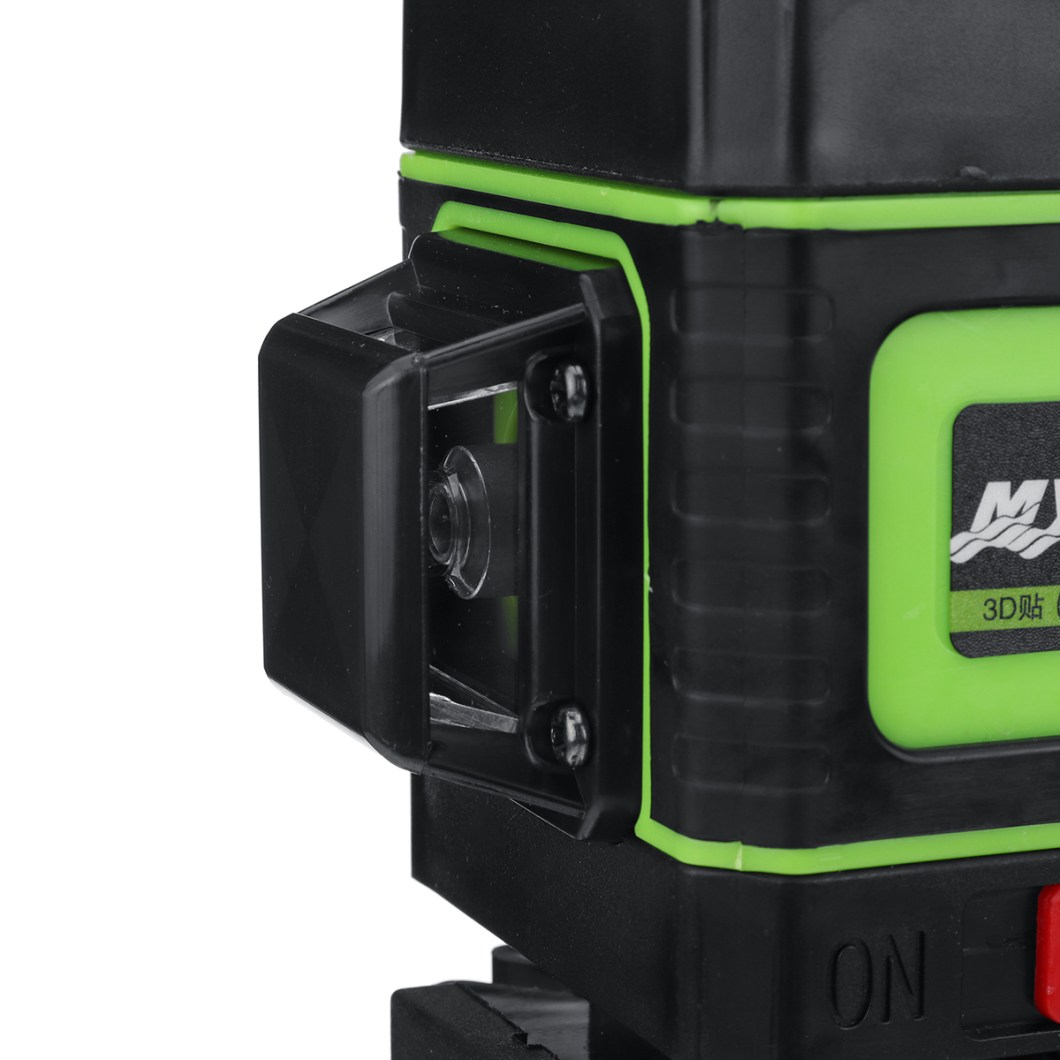 12 Lines Laser Level Measuring DevicesLine 360 Degree Rotary Horizontal And Vertical Cross Laser Level  with Base 35
