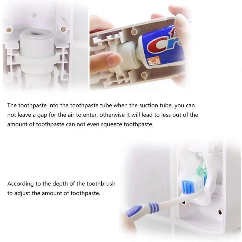 Toothpaste Dispenser 990692ea 9b61 47c1 a725 dbb50cf9e72e.jpg   Online In Pakistan