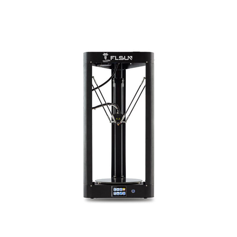 FLSUN® QQ-S Pro Pre-assembled 3D Printer 255*360mm Printing Size Support Auto-leveling/WIFI Remote/Touch Screen/Power Resume/Flexible Filament/Quiet Work