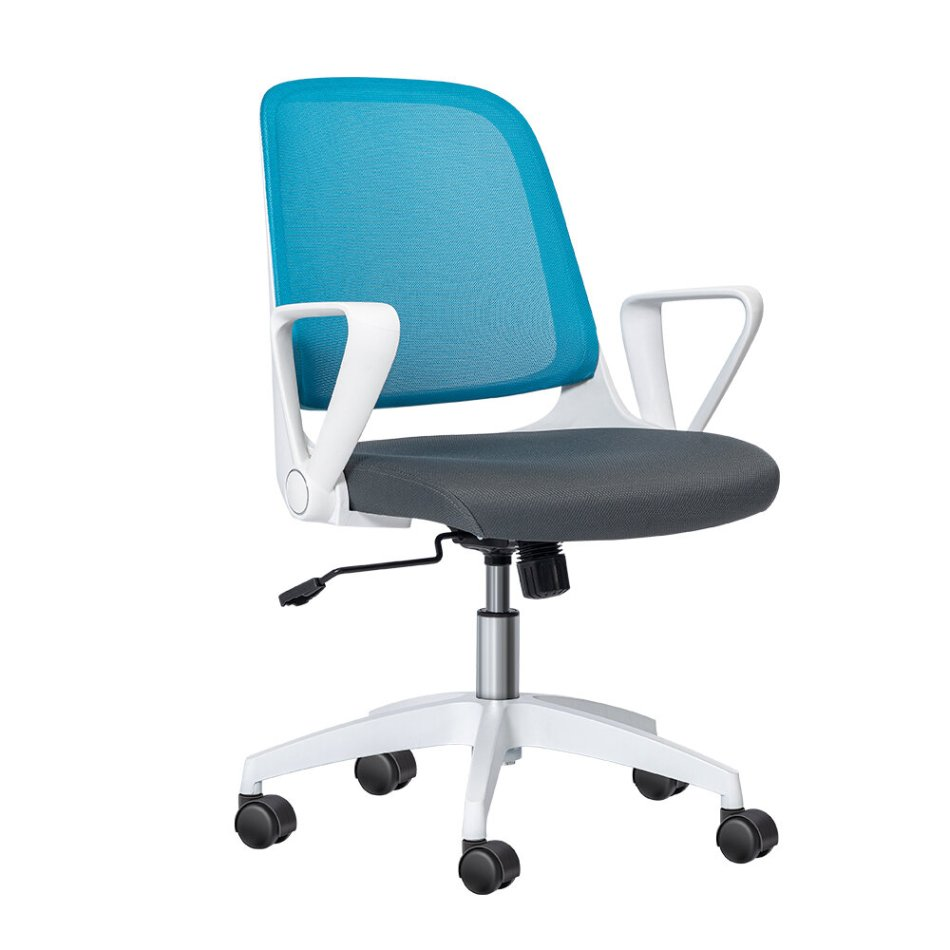 BlitzWolf® BW-HOC3 Office Mesh Chair Ergonomic Design Office Chair With Rocking Function & Flexible Armrest Office Home