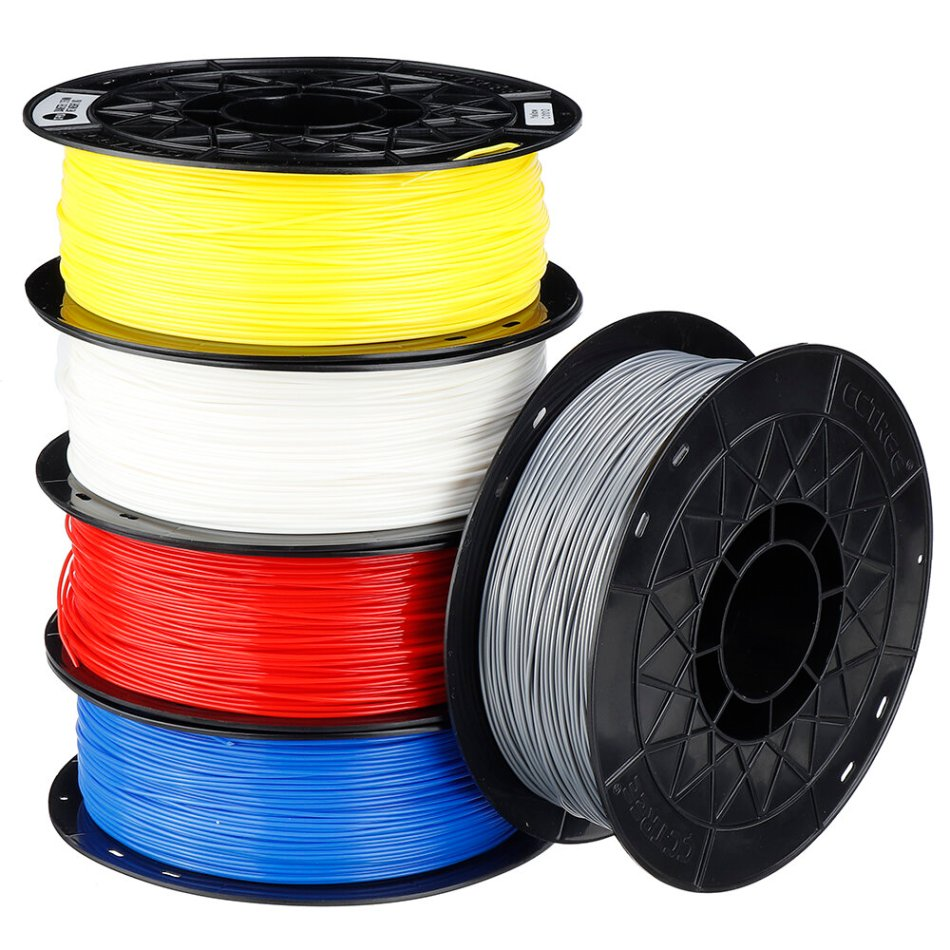 CCTREE® 1.75mm 1KG/Roll 3D Printer ST-PLA Filament For Creality CR-10/Ender-3