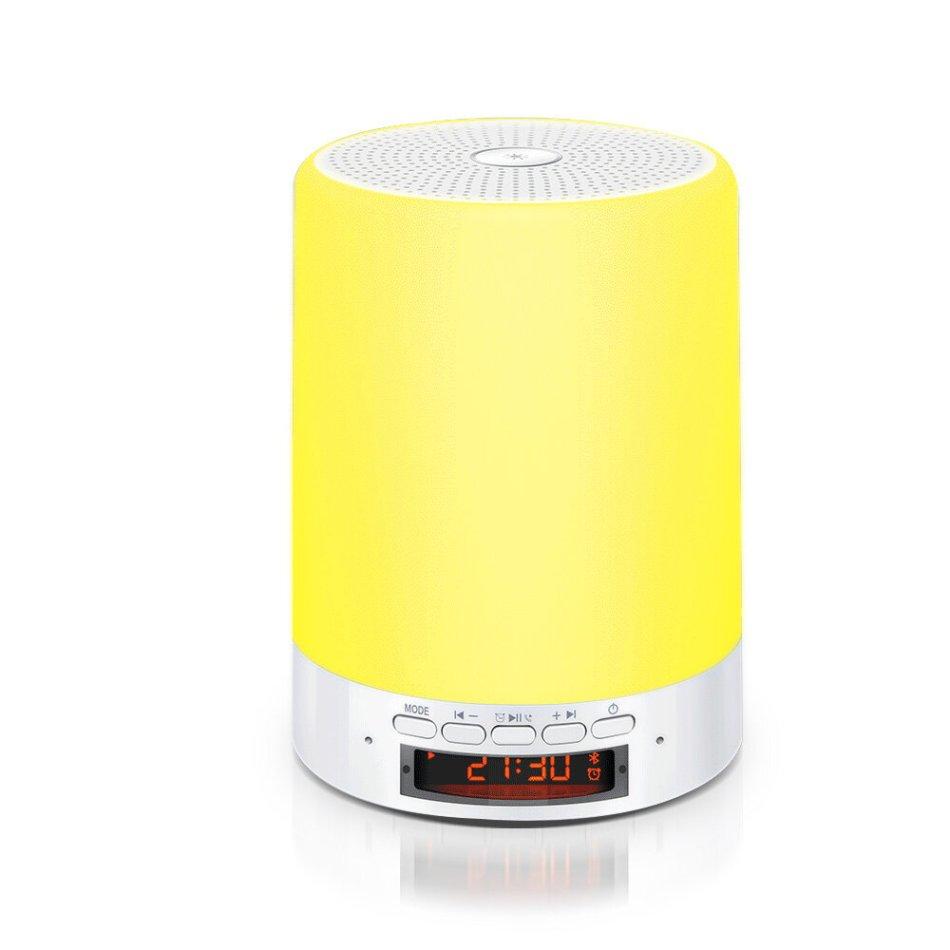 DIGOO DG-663 Touch Sense Small Desk Lamp USB Charging Bluetooth Speaker Night Light for Bedroom Decoration Travel Hanging Light