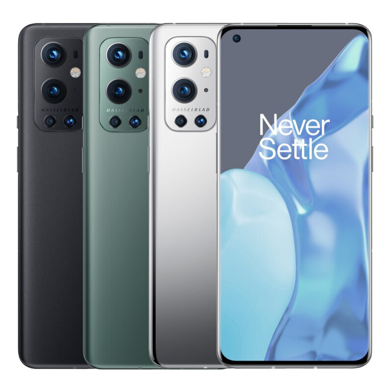 OnePlus 9 Pro 5G Global Rom 8GB 256GB Snapdragon 888 6.7 inch 120Hz Fluid AMOLED Diaplay with LTPO 50MP Camera 50W Wireless Charging Smartphone