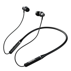 Lenovo HE05 Pro Wireless bluetooth 5.0 Neckband Headphone Magnetic Waterproof Wired Control In ear Earphone with HD Mic