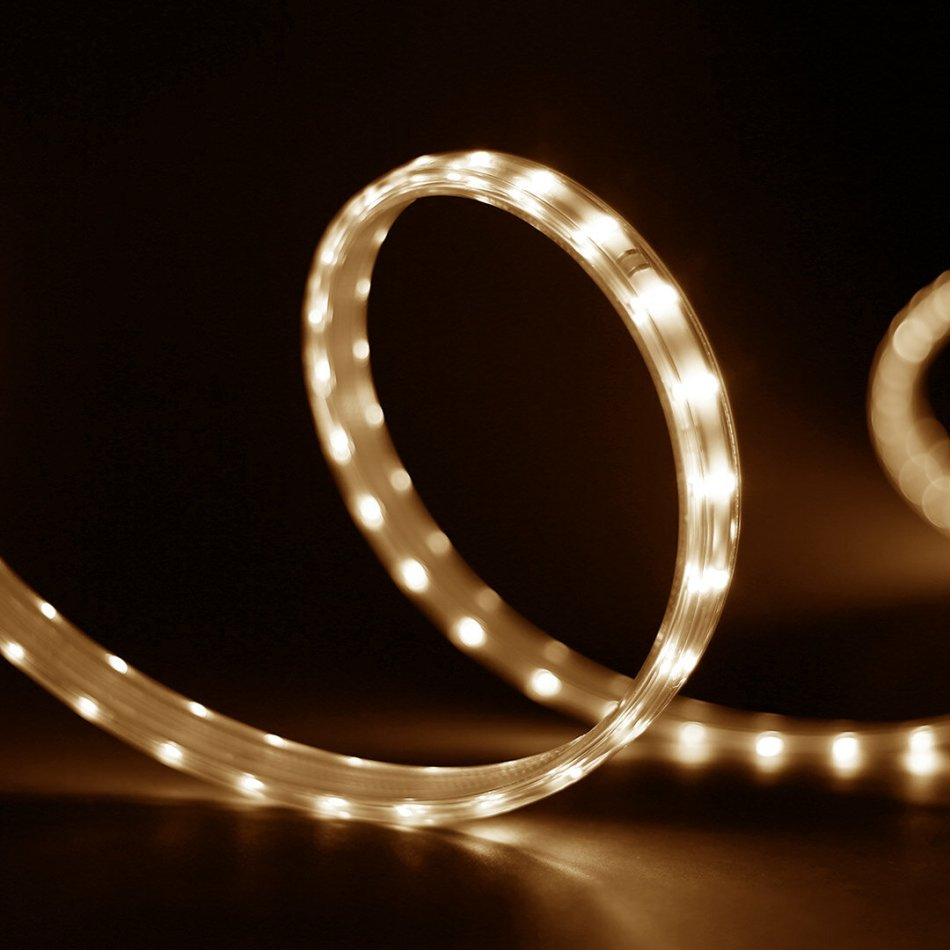 Yeelight AC220-240V 5M Smart LED Strip Light + Driver Works With Alexa Apple HomeKit ( Ecosystem Product) Christmas Decorations Clearance Christmas Lights