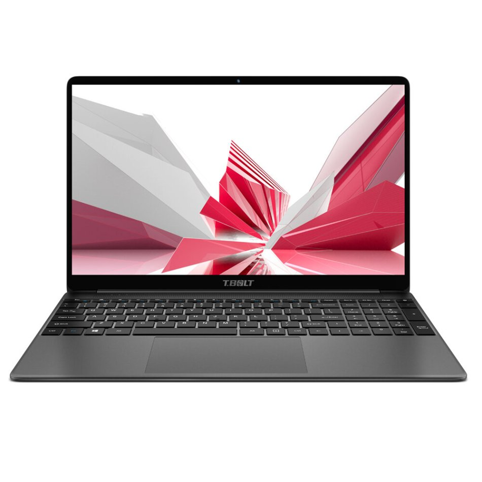 T.BOLT F15 Pro Laptop 15.6 inch 10nm Intel Core i3-1005G1 Intel UHD Graphics GT1 12GB RAM KPDDR4 256GB SSD 54Wh Battery Full NumPad Notebook