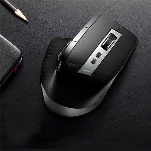 Στα 27€ από Κίνας | Rapoo MT750L Multi-Mode Wireless Mouse 3200DPI bluetooth 3.0/4.0 2.4GHz Wireless Rechargeable Optical Mouse for Computer Laptops PC