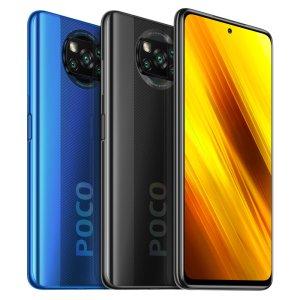 POCO X3 NFC Global Version Snapdragon 732G 6GB 64GB 6.67 inch 120Hz Refresh Rate 64MP Quad Camera 5160mAh Octa Core 4G Smartphone