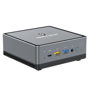 Στα 372€ από αποθήκη Κίνας | Minisforum DeskMini DMAF5 3.7GHz AMD Ryzen5 3550H Radeon Vega 8 Graphics Dual Channel 16G DDR4 512GB SSD bluetooth 5.1 WiFi 6 Win 10 Mini PC Desktop PC – EU Plug