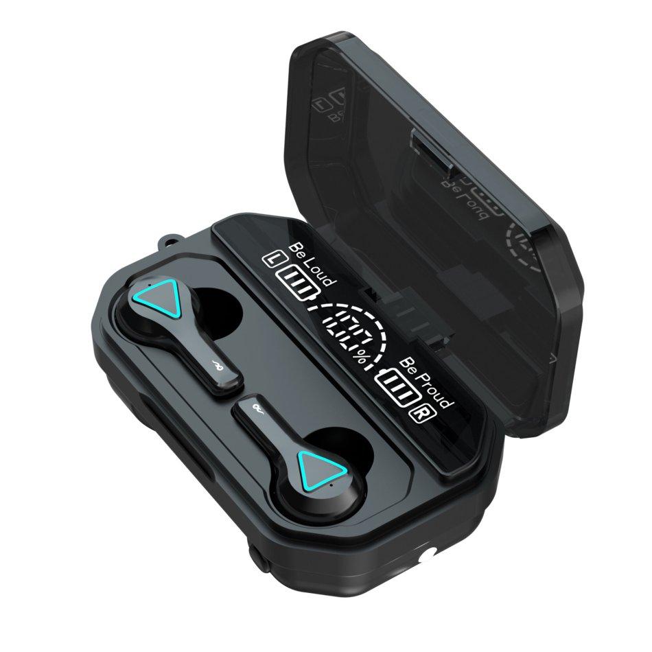 Bakeey A15 TWS bluetooth 5.1 Earbuds 2000mAh Charging Box Wireless Earphones Waterproof Headphones With Mic Power Bank
