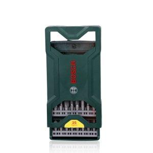 Στα 13€ από αποθήκη Κίνας | Bosch 25pcs Screwdriver Bit Set Ratchet Screwdriver Hex Phillips Combination Tool for Power Tool