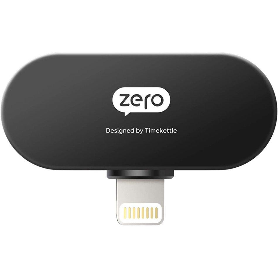 Timekettle Zero Language Translator Device Simultaneous Online Translation Supports 40 Languages 93 Accents Mini Size Voice Translator Voice Recorder for Traveling Learning Business