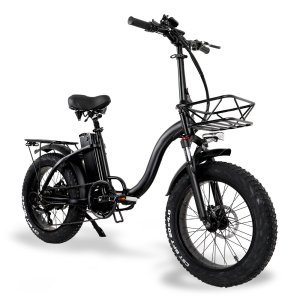 Στα 872€ από Τσέχικη αποθήκη | [EU Direct] CMACEWHEEL Y20 48v 15Ah 750W 20in Folding Electric Bike 3 Modes 45km/h Max Speed 60-100km Range Disc Brake E Bike