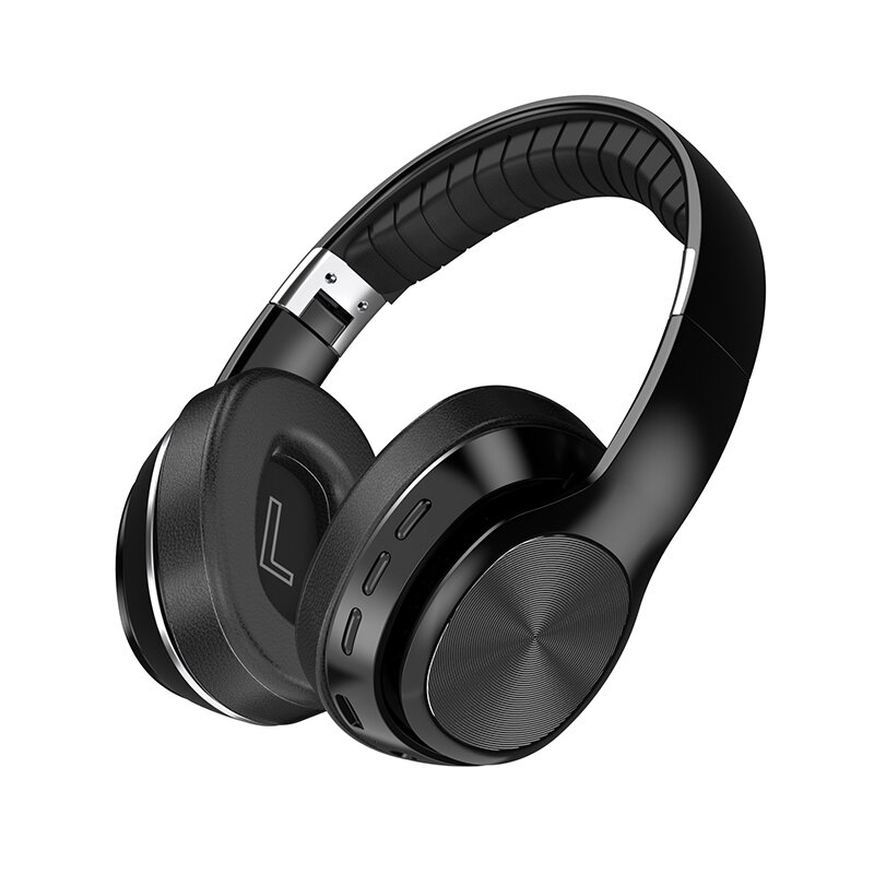 Bakeey VJ320 bluetooth Headphones Stereo Bass Subwoofer 40MM Dynamic Earphone TF Card Foldable Wireless Head-Mounted Headset with Mic