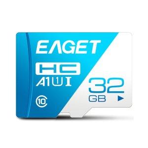 Στα 4€ sd καρτουλα πήρατε ? | EAGET T1 Mini Class 10 U3 256GB Memory TF SD Card 32GB 64GB 128GB Flash Card Smart Card for Mobile Phone Laptop