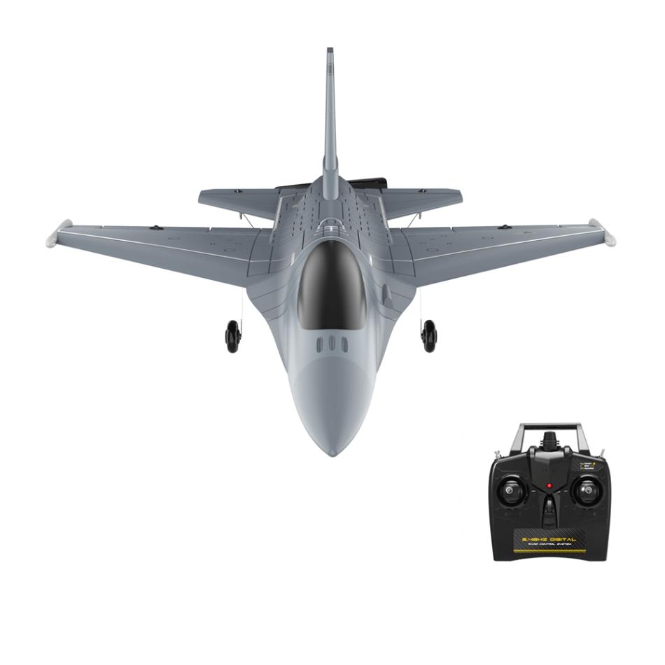 Eachine Mini F16 Falcon 365mm Wingspan EPP 2.4G 6-Axis One Key Return Aerobatic RC Airplane Fixed-wing Trainer RTF for Beginners