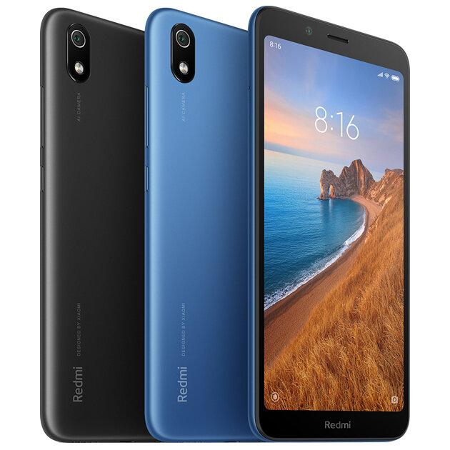 Xiaomi Redmi 7A Global Version 5.45 inch Face Unlock 4000mAh 2GB 32GB Snapdragon 439 Octa core 4G Smartphone