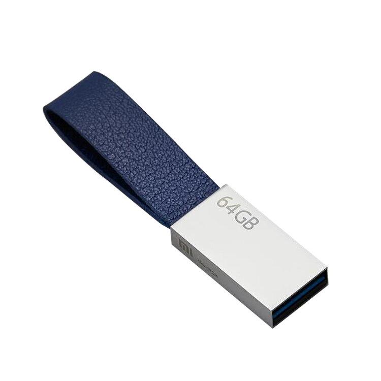 Xiaomi Mijia USB3.0 Flash Drive 64G Portable USB Disk 124MB/s U Disk Pen Drive Memory Stick with Portable Fashion lanyard design