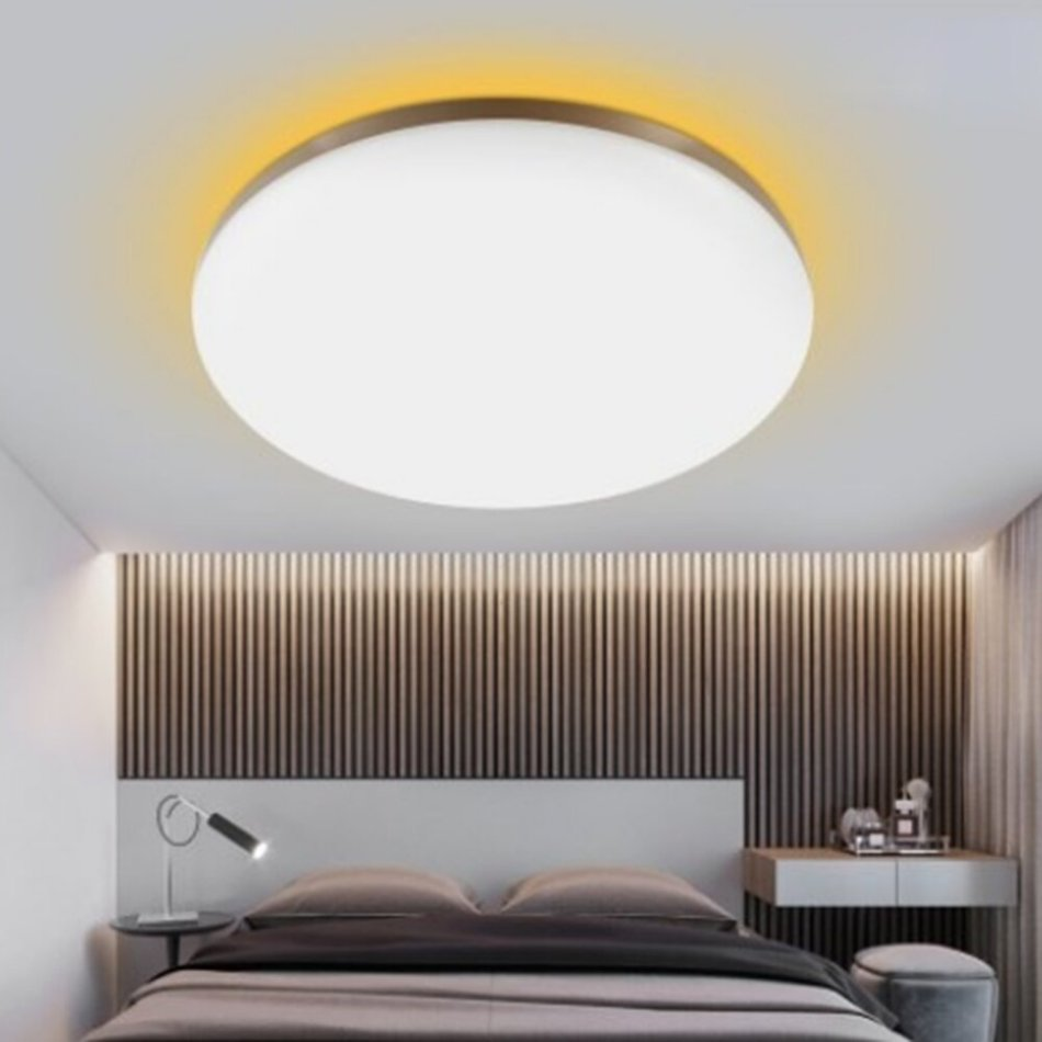 YEELIGHT GUANGCAN YLXD50YL 220V 50W Surrounding Ambient Lighting LED Ceiling Light Upgrade Version Dimmable APP Control Supports HomeKit (Xiaomi Ecosystem Product)
