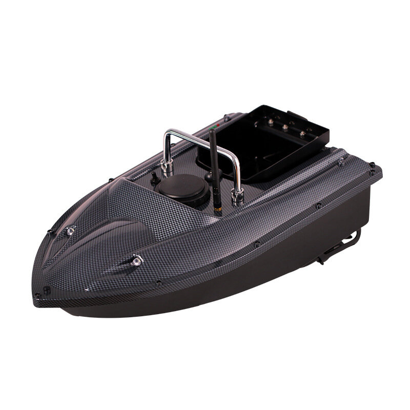 ZANLURE 500 Meters Carp Fishing Feeder Intelligent Remote Control Fishing Bait Boat RC Outdoor Boat Fish Finder-Carbon/Camouflage