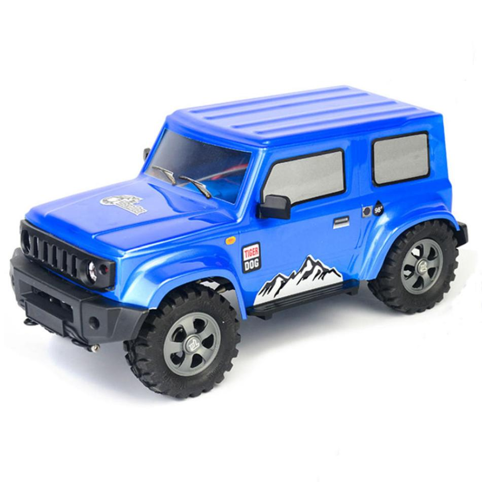 HG-18 for Tiger Dog 1/18 2.4G 4WD Metal Chassis RC Car Electric Mini Crawler Truck RTR Model