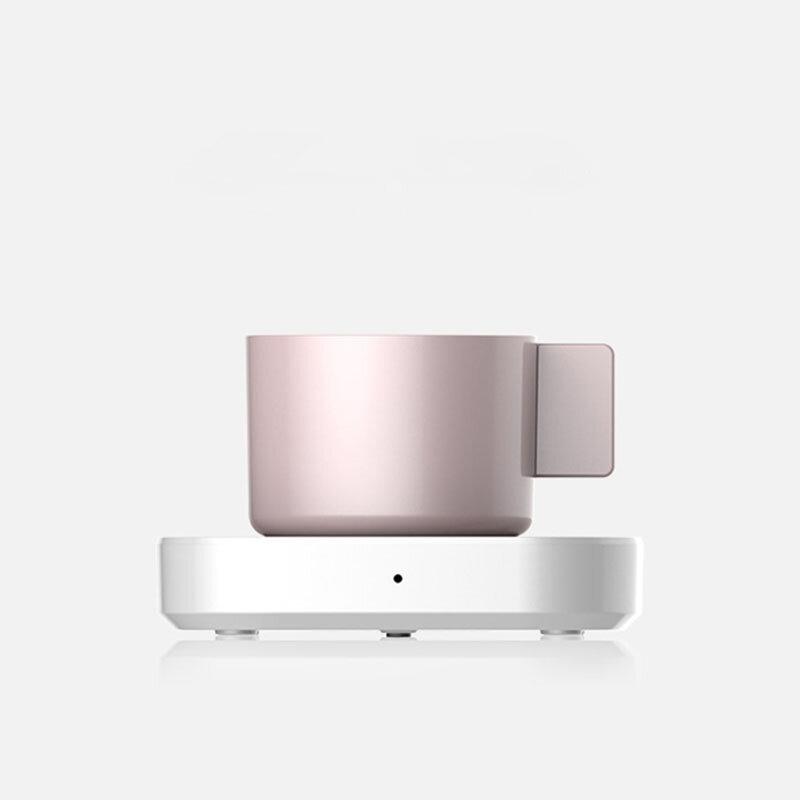 THN NBD01 Sensor Switch Warm Cup Mat 5V PI Heating 55 Degree Insulation Base