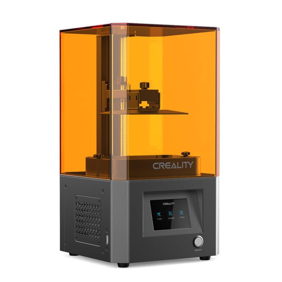 Creality 3D® LD-002R LCD UV Resin 3D Printer with 120X68X170mm Print Colume/ Ultra HD 2K LCD Screen/Ball-type Linear Rail