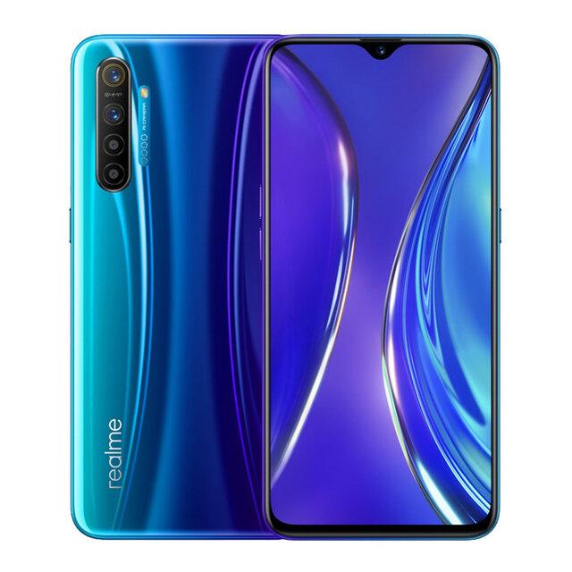 Realme X2 CN Version 6.4 inch FHD+ Super AMOLED NFC 4000mAh 64MP Quad Rear Cameras 6GB RAM 64GB ROM Snapdragon 730G Octa Core 2.2GHz 4G SmartphoneSmartphonesfromMobile Phones & Accessorieson banggood.com