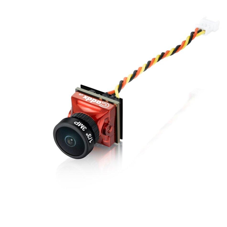 Caddx Turbo EOS2 4:3 1200TVL 2.1mm 160 Degree 1/3 CMOS Mini FPV Camera NTSC/PAL For RC Drone