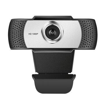 A8 HD 1080P Webcam CMOS 30FPS USB 2.0 Built-in Microphone Webcam HD Camera for Desktop Computer Notebook PC