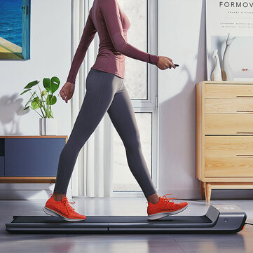 £328.29 41% Xiaomi Mijia Smart Folding Walking Pad Non-slip Sports Treadmill Running Walking Machine Manual Automatic Modes Outdoor Indoor Gym Electricl Fitness Equipment Fitness Wellness from Sports & Outdoor on banggood.com