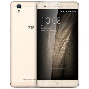 ZTE V7 Max 5.5 inch Fingerprint 3GB RAM 32GB ROM Helio P10 MT6755M Octa core 4G Smartphone