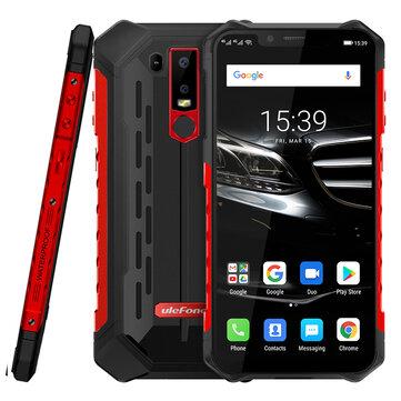 £204.42Ulefone Armor 6E NFC IP68 IP69K Waterproof 6.2 inch 4GB 64GB Helio P70 Octa core 4G SmartphoneSmartphonesfromMobile Phones & Accessorieson banggood.com