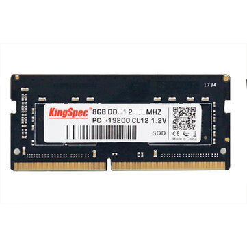 KingSpec DDR4 2400MHz 4GB 8GB RAM 1.2V 260pin Computer Memory Ram for Laptop Notebook