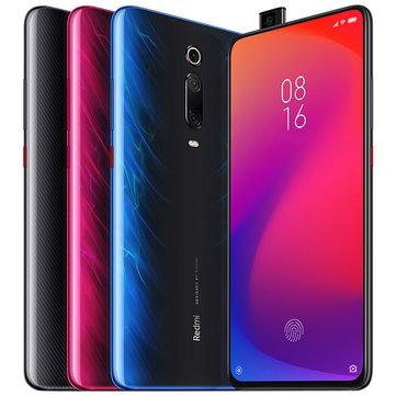 £320.89Xiaomi Redmi K20 6.39 inch 48MP Triple Camera NFC 4000mAh 6GB 64GB Snapdragon 730 Octa core 4G SmartphoneSmartphonesfromMobile Phones & Accessorieson banggood.com