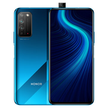 HUAWEI Honor X10 CN Version 6.63 inch 40MP RYYB Camera 22.5W Fast Charge 8GB 128GB Kirin 820 Octa Core 5G Smartphone Mobile Phones from Phones & Telecommunications on banggood.com