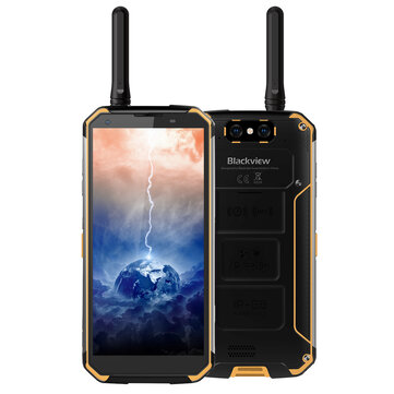 £280.91 14% BLACKVIEW BV9500 PRO 5.7 inch IP68 10000mAh Wireless Charge NFC Waterproof Dustproof Shockproof 6GB 128GB Helio P23 Octa Core 4G Smartphone Smartphones from Mobile Phones & Accessories on banggood.com