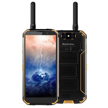 £280.9114%BLACKVIEW BV9500 PRO 5.7 inch IP68 10000mAh Wireless Charge NFC Waterproof Dustproof Shockproof 6GB 128GB Helio P23 Octa Core 4G SmartphoneSmartphonesfromMobile Phones & Accessorieson banggood.com