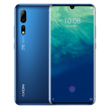 £706.86 12% ZTE AXON 10 Pro 6.47 Inch FHD+ Waterdrop Display NFC Android P AI Triple Rear Cameras 12GB 256GB Snapdragon 855 4G Smartphone Smartphones from Mobile Phones & Accessories on banggood.com