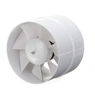4 6 inch exhaust fan wall window kitchen toilet bathroom pipe duct