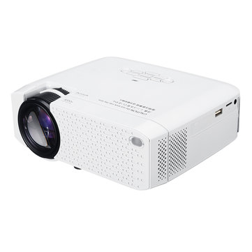 AUN D40W Mini Projector LED 1600 Lumens Support HD Wireless Sync Display For iPhone/Android PhoneVideo Beamer for Home Cinema