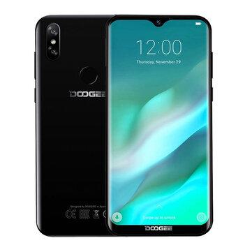 banggood DOOGEE Y8 MTK6739 1.5GHz 4コア BLACK(ブラック)